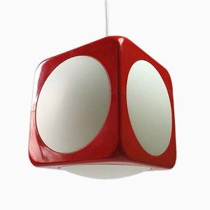 Lámpara de techo sueca Mid-Century para IKEA, años 70