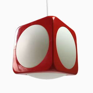 Mid-Century Swedish Ceiling Light for IKEA, 1970s