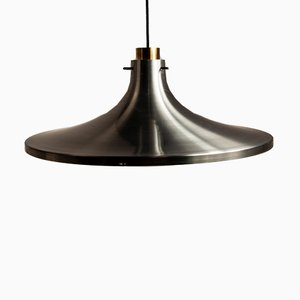 Aluminium Tulip Pendant Lamp by Hans-Agne Jakobsson, 1960s