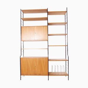 Elm Shelving System from WHB, 1960s