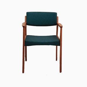 Mid-Century Armlehnstuhl von HW Klein für Bramin, 1960er