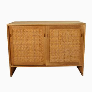 Oak Cabinet by Hans J. Wegner for Ry Møbler, 1970s