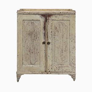 Antique Swedish Gustavian Buffet, 1780s
