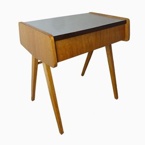 Table de Chevet Mid-Century, 1960s