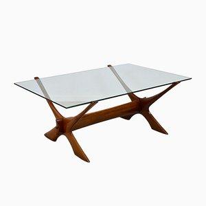 Tavolino da caffè Condor di Fredrik Schriever-Abeln, anni '60