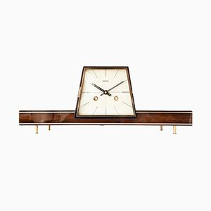 Modernist Mantel Clock from Hermle, 1950s