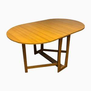 Vintage Drop-Leaf Table, 1970s