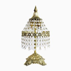 Lampe de Bureau Style Napoléon III Vintage