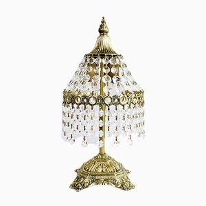 Vintage Napoleon III Lampe