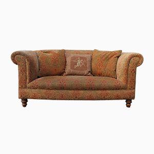 3-Sitzer Chesterfield Sofa, 1960er