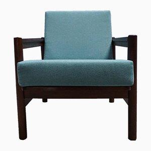 Moderner dänischer Mid-Century Sessel, 1960er