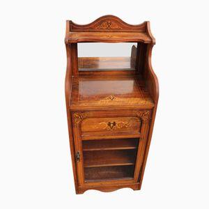 Small Mahogany Cabinet, 1910s