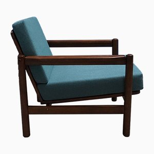 Mid-Century Modern Danish Easy Chair, 1960s
