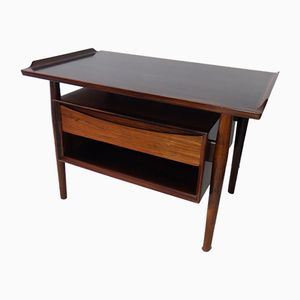 Rosewood Side Table by Arne Vodder for Sibast, 1960s