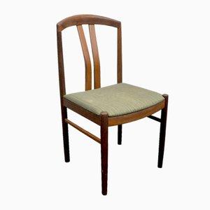 Stuhl mit Gestell aus Teak von C-E Ekström für ALB. Johansson & Sons, 1960er