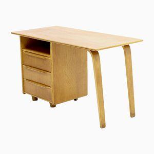 EE02 Schreibtisch aus Eiche von Cees Braakman für Pastoe, 1948