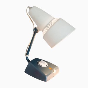 Tisch- oder Wandlampe von Charlotte Perriand für Philips, 1950er