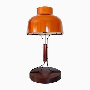 Max Bill Table Lamp by Miguel Mila for Tramo, 1960s