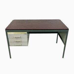 Italienischer Vintage Schreibtisch von Olivetti Synthesis