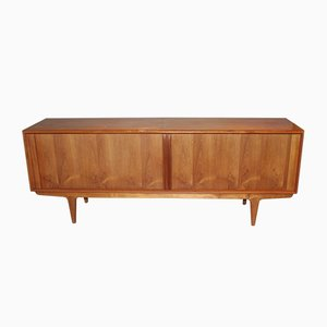 Scandinavian Teak Sideboard by Bernhard Pedersen for Pedersen & Son, 1966
