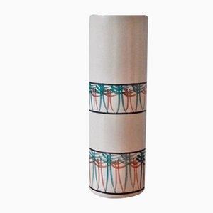 Vase Rond Vintage par Louis Bacculini