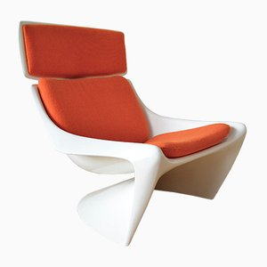 Meteor Lounge Chair by Steen Ostergaard for Cado, 1960s