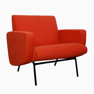 Mid-Century Breda Armchair by Pierre Guariche for Meurop, 1960s