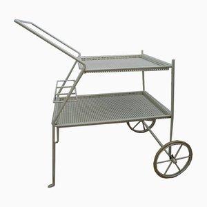 Vintage French Serving Bar Cart, 1950s