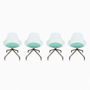 Chaises Pivotantes Jakob par Chris Martin pour IKEA, 2007, Set de 4