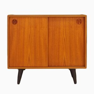 Mueble danesa vintage de teca, años 70