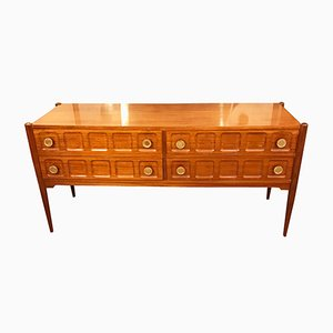 Mahogany Commode, 1960s