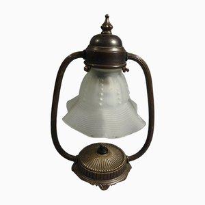 Anpassbare ungarische Tischlampe, 1930er