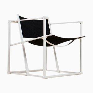 MF61 Würfelförmiger Stuhl von Radboud van Beekum für Pastoe, 1980er