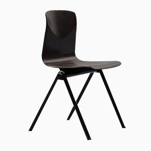 S30 Ebony Chair from Galvanitas, 1980s