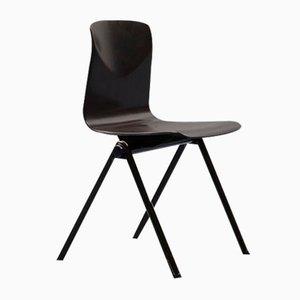 S30 Stuhl aus Ebenholz von Galvanitas, 1980er
