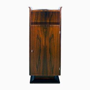 Art Deco Dry Bar Cabinet, 1930s