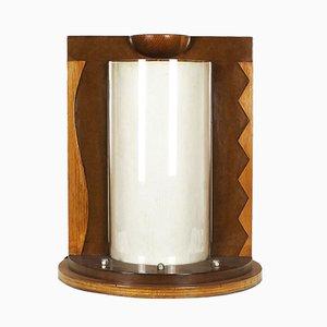 Vintage Spanish MDF Table Lamp, 1980s
