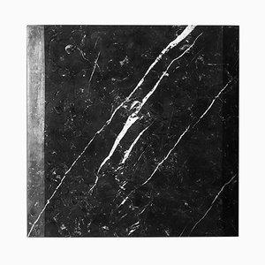 Lampadario Werner Sr. in marmo Marquinia ed argento di Andrea Barra per [1+2=8], 2017