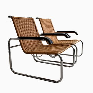 S35 Armchairs by Marcel Breuer, 1970s, Set of 2