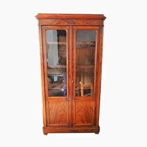 Antique French Louis Philippe Bookshelf