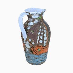 Vase Vintage par Fratelli Fanciullacci, Italie