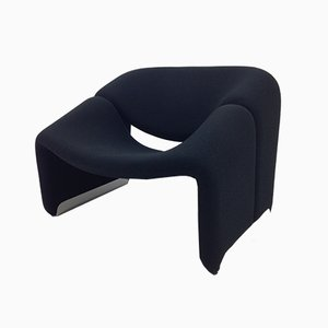 F598 Groovy Lounge Chair by Pierre Paulin for Artifort, 1980s