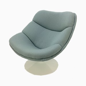 F557 Oyster Lounge Chair by Pierre Paulin for Artifort, 1960s