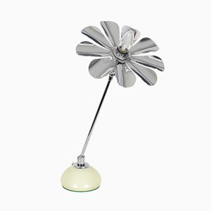 Mid-Century Italian Daisy Table Lamp, 1960s
