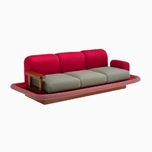 Canapé Tapis Volant par Ettore Sottsass pour Bedding Brevetti, 1970s