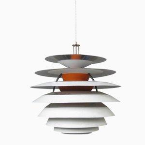 Lámpara de techo PH vintage de Poul Henningsen para Louis Poulsen