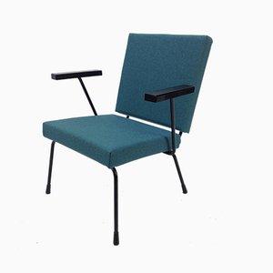 Chaise 415/1401 Vintage par Wim Rietveld pour Gispen, 1950s