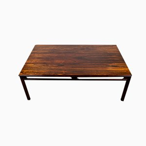 Rosewood Coffee Table by Arne Halvorsen for Rasmus Solberg, 1960s