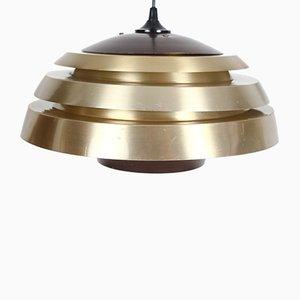 Lampe à Suspension Dome par Hans-Agne Jakobsson, 1960s