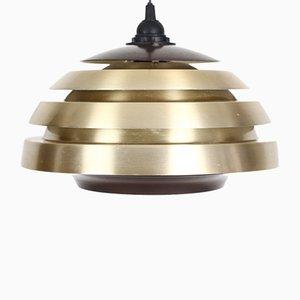 Lámpara colgante Dome de Hans-Agne Jakobsson, años 60